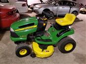 "JOHN DEERE 42"" MOWER 19.5HP LA105"